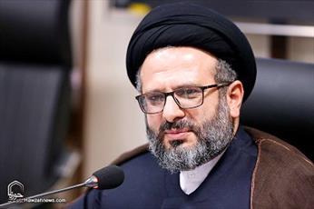 پیام تسلیت مسئول مرکز ارتباطات و بین الملل حوزه به حجت الاسلام امیرخانی