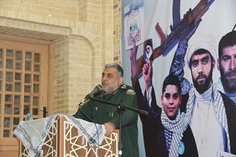 دشمن تلاش می کند ملت ایران به جشن باشکوه ۲۲ بهمن نرسد