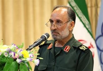 سردار احمدی: امروز منطقه در آتش خشم استکبار جهانی میسوزد