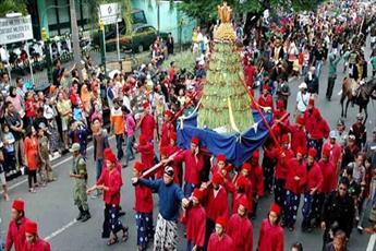 سنتهای جالب در مورد میلاد پیامبر گرامی در اندونزی+ تصاویر