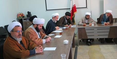 هم اندیشی مدیران مدارس علمیه آذربایجان شرقی برگزار شد