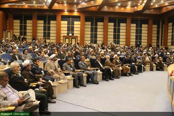 تصاویر/ اجلاس استانی نماز در همدان