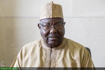 شیخ زکزاکی در نیجریه محبوبیت ویژه ای در بین همه اقوام  دارد/  مردم  نیجریه به اهل بیت(ع) محبت دارند
