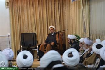 گزارش حجت الاسلام والمسلمین رجایی از برنامه های جدید حوزه