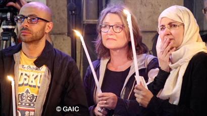 مسلمانان و مسیحیان فرانسه بیست و پنجمین سال همبستگی خود را جشن گرفتند