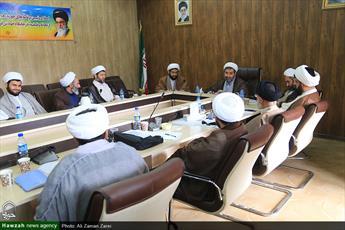 اجلاسیه منطقهای مدیران مدارس علمیه شمال خوزستان برگزار شد