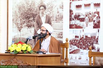 شهید مدرس الگوی مناسب  روحانیت انقلابی است
