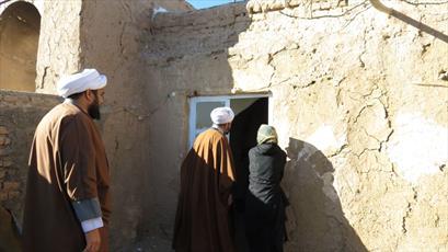 فیلم/  روحانیونی که مردم کوهبنان را فراموش نکرده اند