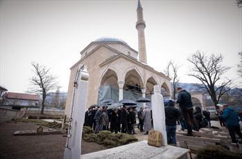 بازسازی مسجد ۴۶۹ در بوسنی به زودی به اتمام می رسد