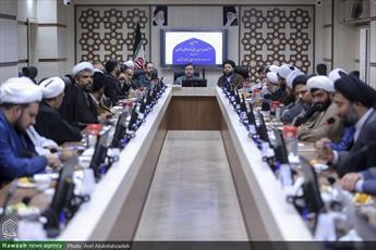 پروژه های عمرانی نیازمند تخصیص بودجه هستند /استفاده از کالای ایرانی در مرکز مدیریت حوزه های علمیه