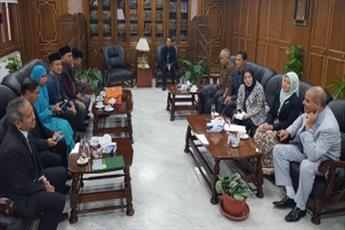 الازهر و اندونزی همکاری دوجانبه خود را تقویت می کنند