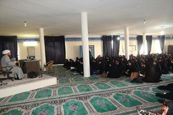 نشست روشنگری در حوزه علمیه خواهران کوثر برگزار شد