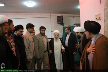 تصاویر/ دیدار جمعی از حقوقدانان بسیجی با آیت الله العظمی مکارم شیرازی