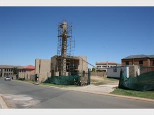 ساخت مسجد در آلبرتون آفریقای جنوبی به تایید شورای شهر رسید