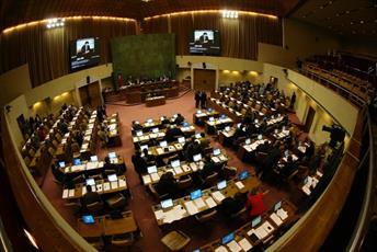 مجلس ملی شیلی و ایرلند ادامه شهرک سازی ها در فلسطین را محکوم کردند