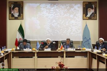 تصاویر/ نشست  معاونین منابع انسانی قوه قضاییه
