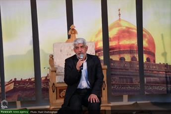 سرهنگ حافظی: در هر مرزی که خطری  انقلاب را تهدید کند حضور خواهیم داشت