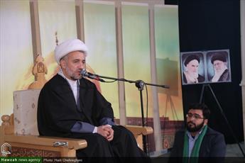 حجت الاسلام میرزا محمدی: عزتمندی امروز ایران به برکت جهاد فی سبیل الله است