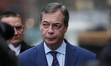 سیاستمدار حزب یوکیپ انگلیس به خاطر اسلام هراسی استعفاء میدهد