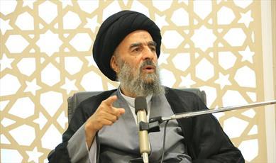 آية الله المدرسي يدعو الى وضع خطة شاملة لمواجهة الأزمة الإقتصادية في العراق