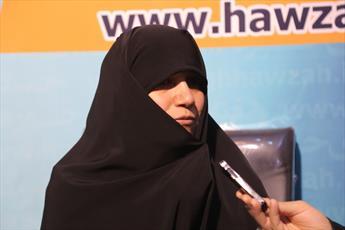 رونمایی آثار جامعة الزهرا بر اساس نیازسنجی آموزشی بوده است