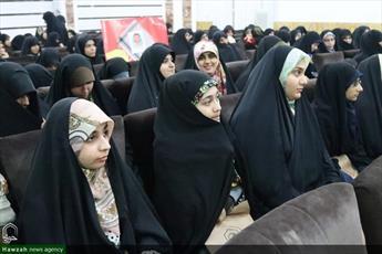 همایش «طلیعه حضور» طلاب جدید حوزه خواهران کردستان برگزار شد