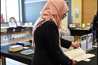 مصری لڑکی کا شاندار قرآنی کارنامہ