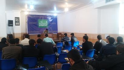 هشتمین دوره مسابقات قرآن و حدیث  در حوزه کرمان برگزار شد