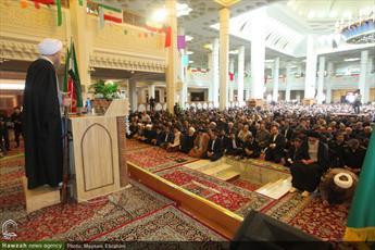 نماز جمعه این هفته در ۳۵ شهرستان استان فارس اقامه نمی شود