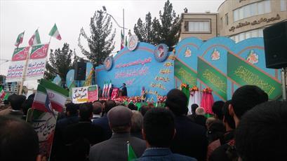 افق ایران  روشن تر از گذشته است/  استکبار سیلیهای جدیدی از ملت ایران دریافت خواهد کرد
