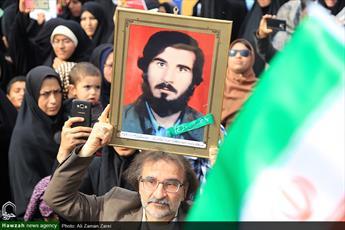 پیام مهم راهپیمایی ۲۲ بهمن؛ خروج کامل آمریکاییها از منطقه و آزادی قدس شریف
