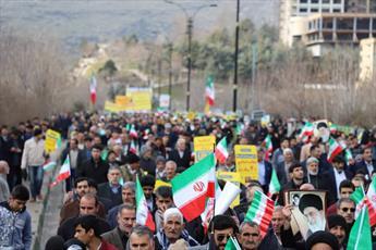 آغاز راهپیمایی ۲۲ بهمن در قم/ تجدید بیعت قمی ها با انقلاب اسلامی