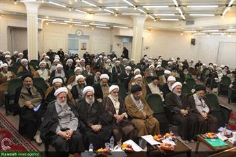 یازدهمین مجمع عمومی جامعه مدرسین حوزه علمیه قم برگزار می شود