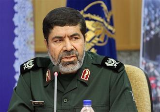 سردار شریف: همه امکانات سپاه برای خدمت به زائرین اربعین بسیج شده است