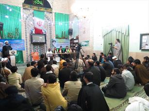 اقدام جالب مدرسه محمودیه  کرمان برای تقویت مکالمه عربی طلاب