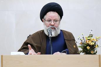 دشمنان امام حسین می خواهند ارزش های  اربعین  جایی منتشر نشود / اربعین موجب وحدت همه ادیان و فِرق است