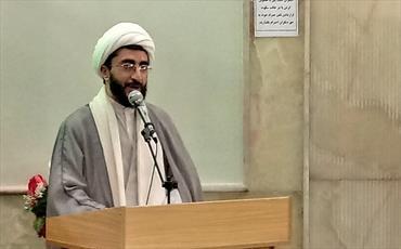 «استوارمیمندی» مدیر جدید حوزه علمیه استان فارس شد