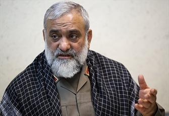 سردار نقدی: کاخ سفید برای سربازانش سفارش تابوت بدهد