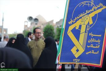 سد کردن راه نفوذ آمریکا در ایران منطبق بر مبانی دینی و عقلانی است