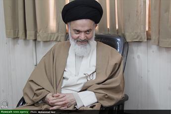 حال عمومی آیتالله حسینی بوشهری رو به بهبود است
