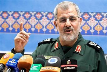 سردار پاکپور: در تأمین امنیت کشور و ملت ایران با کسی تعارف نداریم