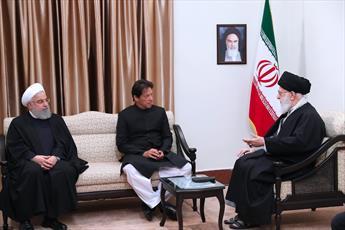 پاک ایران تعلقات کا فروغ ناگزیر ہے، وزیراعظم عمران خان