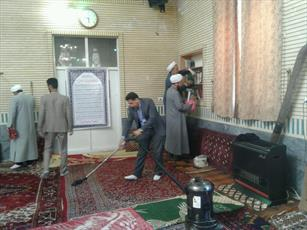 برنامههای دسته جمعی مساجد تهران تا اطلاع ثانوی لغو شد