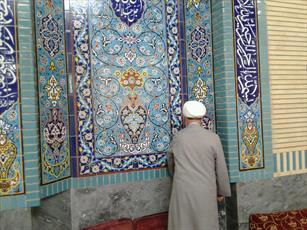 غبارروبی مساجد لرستان در آستانه ماه مبارک رمضان