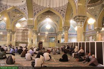 پذیرش مدرس سطح عالی و مرکز هدایت علمی تربیتی مسجد امام حسن عسکری(ع) قم