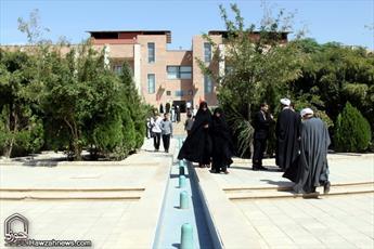 آئین آغاز سال تحصیلی جدید دانشگاه ادیان و مذاهب برگزار شد
