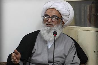 آیت الله العظمی بشیر نجفی درگذشت روحانی پاکستانی را تسلیت گفتند