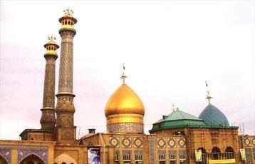 به علت ازدحام جمعیت برنامه ای در حرم عبدالعظیم حسنی برگزار نمی شود