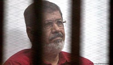 اخون المسلمین مصر خواستار محاکمه مسئولین قتل مرسی شد
