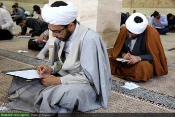 اعلام زمان برگزاری امتحانات جبرانی و ارتقایی سطوح عالی حوزه
